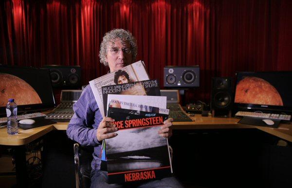Attie en de Springsteen-remasters