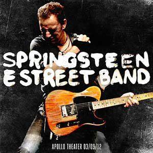 Bruce Springsteen Wrecking Ball albumcover