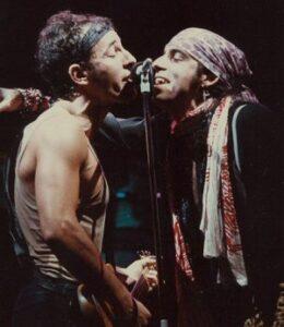 Bruce Springsteen en Steve Van Zandt