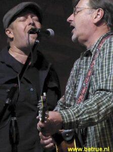 Southside Johnny en Jeff Kazee