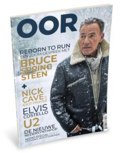 Oor met Springsteen op de cover - Letter to You