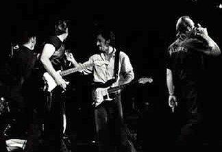 Springsteen met The Blasters in 1995