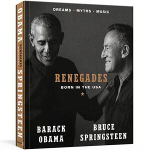 Springsteens en Obama's boek 'Renegades: Born in the U.S.A.'